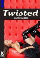 Twisted, short stories by Lisette Ashton
