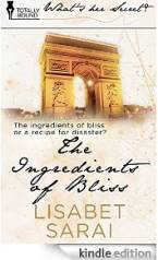 The Ingredients of Bliss by Lisabet Sarai