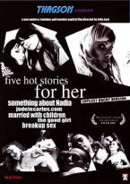 Five Hot Stories For Her | adult dvd for couples